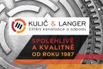 KULIČ & LANGER - Čištění kanalizce a odpadu