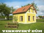 Bc. Vojtěch Valda - Venkovský dům